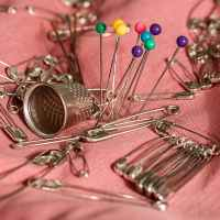 "National Poetry Month--Poem #1 ""Safety Pin"""